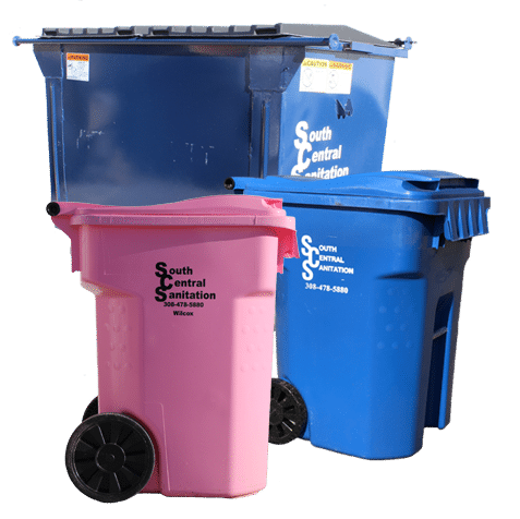 South Central Sanitation Trash Toters
